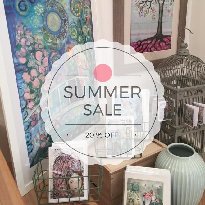 Summer Sale (mere laks)